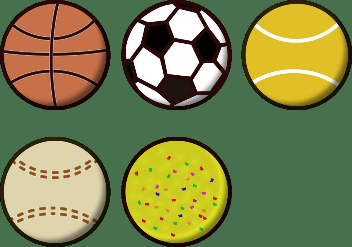 BookProgress balls Ball